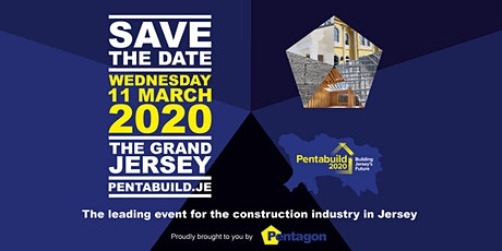 "Pentabuild 2020 ""Building Jersey's Future"". tickets"