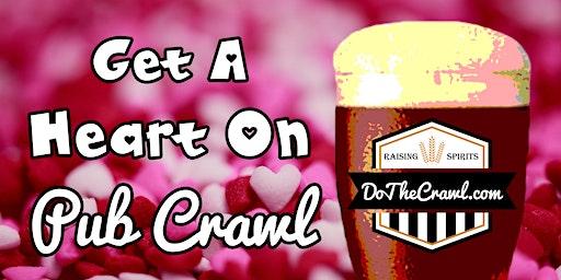 Visalia's Get A Heart On Pub Crawl