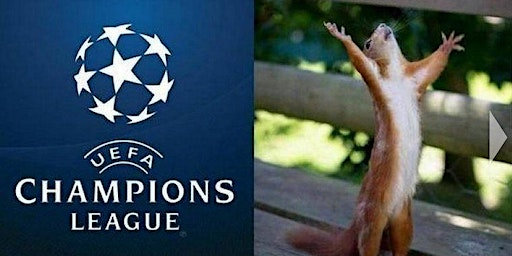 Chelsea vs Bayern Champions League Rd of 16 New Orleans Watch Party
