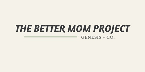 The Better Mom Project Launch & Social Mixer