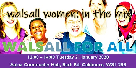 Walsall Women: In the Mix tickets