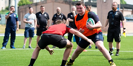 Technical Blueprint: Defence Workshop - Greenock Wanderers RFC tickets