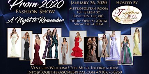 Prom 2020 Fashion Show