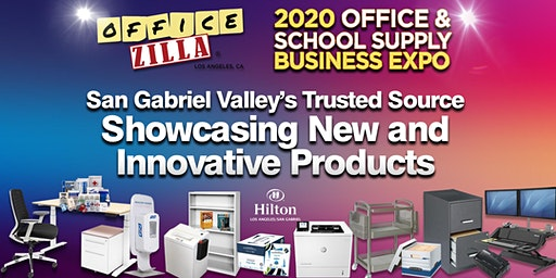 2020 Office & School Supply Business Expo