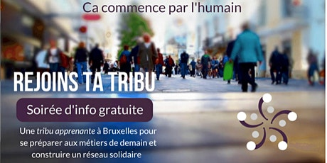 Séance d'info lancement Tribu apprenante # 6 billets