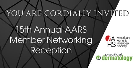 15th Annual AARS Member Networking Reception tickets