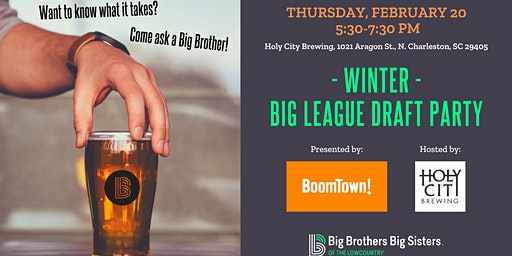 Winter BIG League Draft Party