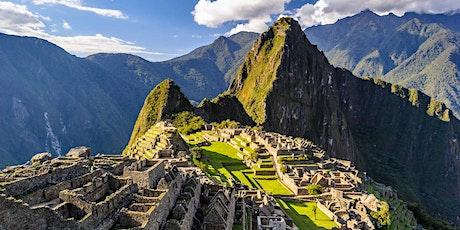 La sabiduría de los Incas entradas
