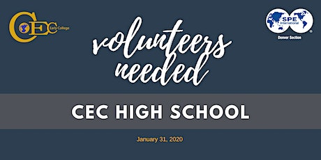 SPE Community Outreach | CEC Early College Denver, CO   tickets