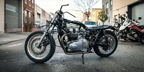Custom Scrambler Motorcycle Workshop tickets