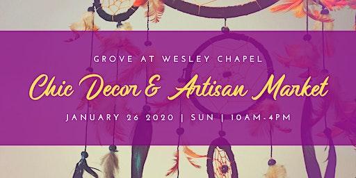 Winter Wesley Chapel Chic Decor & Artisan Market