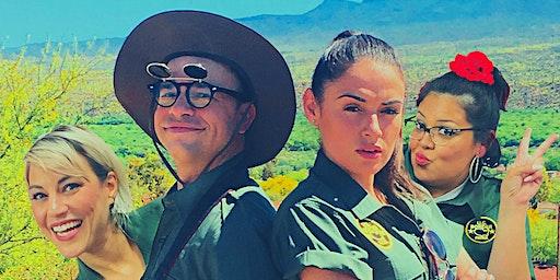 Border Patrol: A Comedy Series