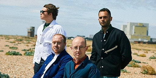Bombay Bicycle Club with Sports Team