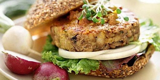 Overland Park:  Veggie Burgers at home with the Well