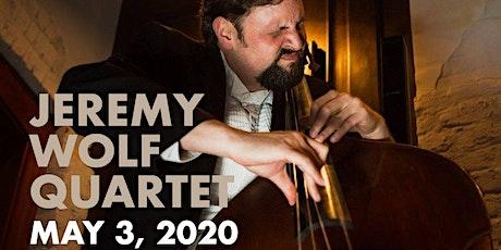 Quentin E. Baxter presents JEREMY WOLF QUARTET billets