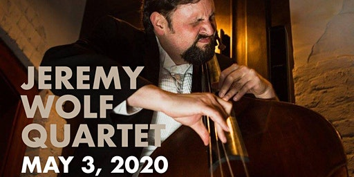 Quentin E. Baxter presents JEREMY WOLF QUARTET
