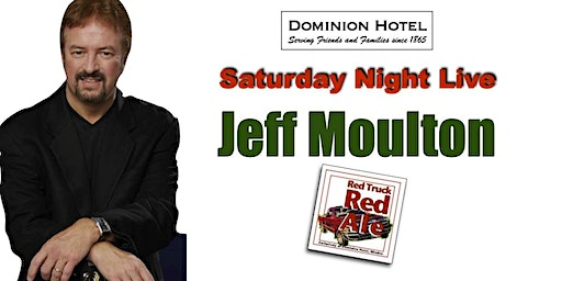 "Jeff Moulton LIVE at the ""D"""