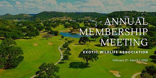 EWA 53rd Annual Membership Meeting