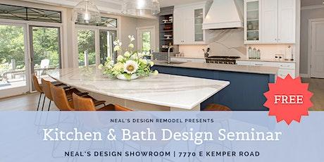 Free Kitchen & Design Seminars by Neal's Design Remodel tickets