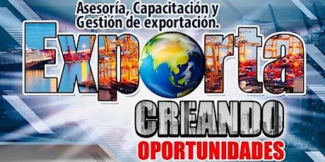 Asesoría, Capacitación y Gestión de Exportación boletos