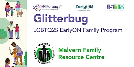 Glitterbug Program at Malvern Family Resource Centre - 2020 tickets