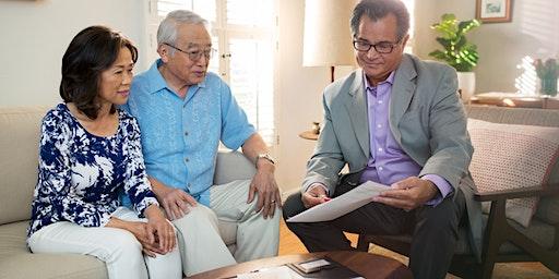 Senior Summit Seminar - Helping Families Have Difficult Conversations - Kaiser Permanente Waipio Medical Office - 05/11/2020