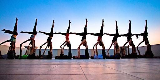 FREE AcroYoga Classes at Sports Basement Presidio (2020)