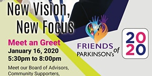 Friends of Parkinson's New Vision, New Focus Meet and...