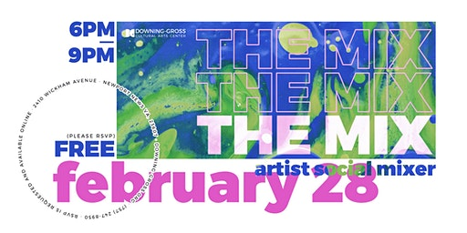 The Mix - Free Artist Social Mixer
