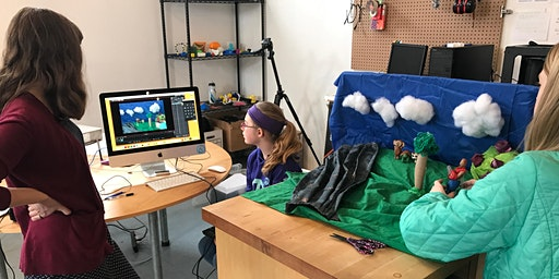 February Vacation: Animation Camp