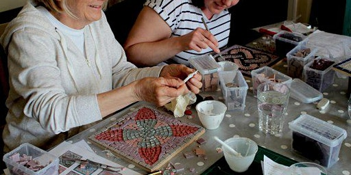 Meet & Play at Thirning Villa - Mosaic Workshop