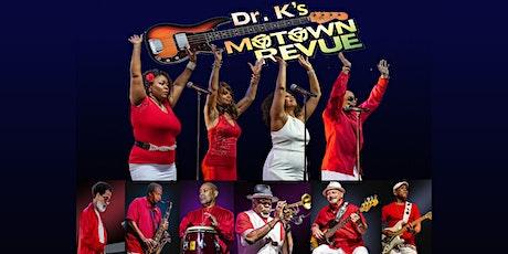 Dr. K's Motown Revue tickets