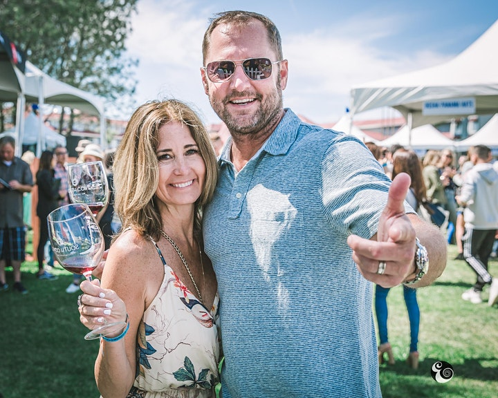 AUGUST 27-28, 2021 - CA Wine Festival  -  Dana Point image