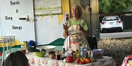 Farm-To-Table Cooking Class in Benicia tickets