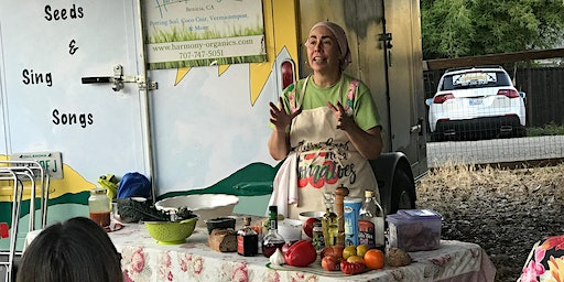 Farm-To-Table Cooking Class in Benicia