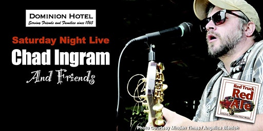 "Chad Ingram and Friends LIVE at the ""D"""