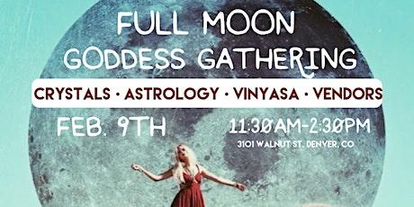 Full Moon Goddess Gathering tickets