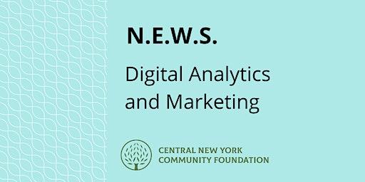 N.E.W.S. | Digital Analytics and Marketing