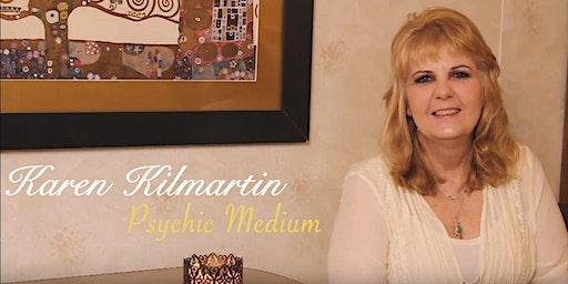 Dinner with the Medium, Karen Kilmartin