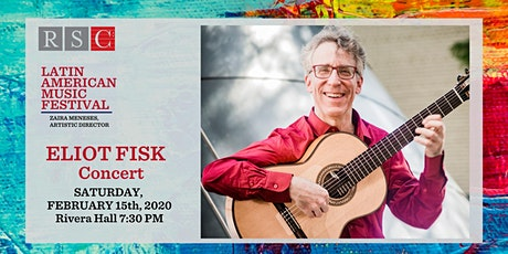 Eliot Fisk at The Rivers School Conservatory tickets