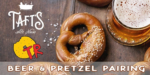 Beer & Pretzel Pairing