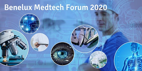 Benelux Medtech Forum 2021 tickets