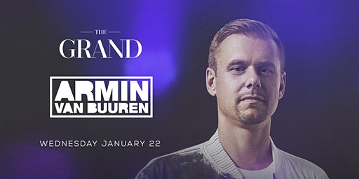 Armin Van Buuren | The Grand Boston 1.22.20