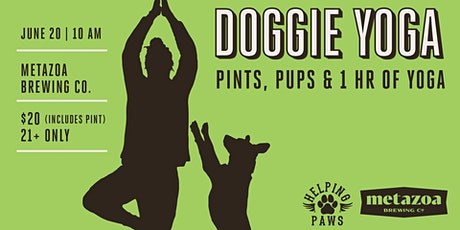 Doggie Yoga tickets