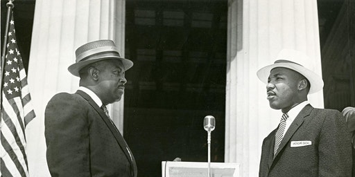 Martin Luther King, Jr. and the Prayer Pilgrimage for Freedom