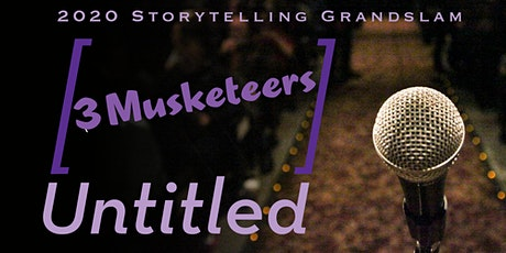 Untitled: A Storytelling Project - Grand Slam 2020 tickets