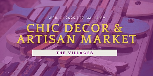 The Villages Chic Decor & Artisan Market