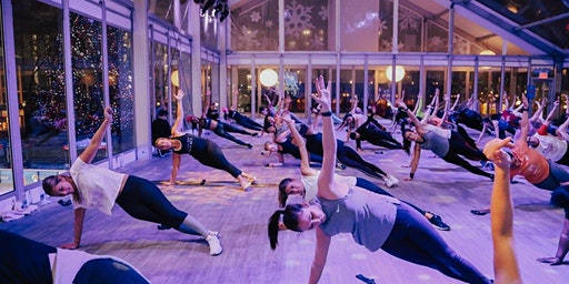 Winter Warmup: CorePower Yoga