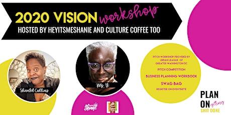 2020 Vision For Business Workshop tickets