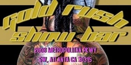 Whats Poppin Atl GDay TakeOver @ WorldStar Wednesdays At Gold Rush Showbar tickets